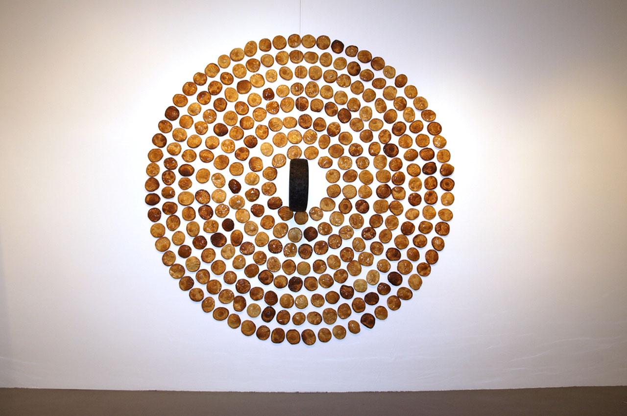 Betsabeé Romero, Por el pan nuestro, (Re-)Cycle of Paradise exhibition, COP15, Copenhagen, 2009