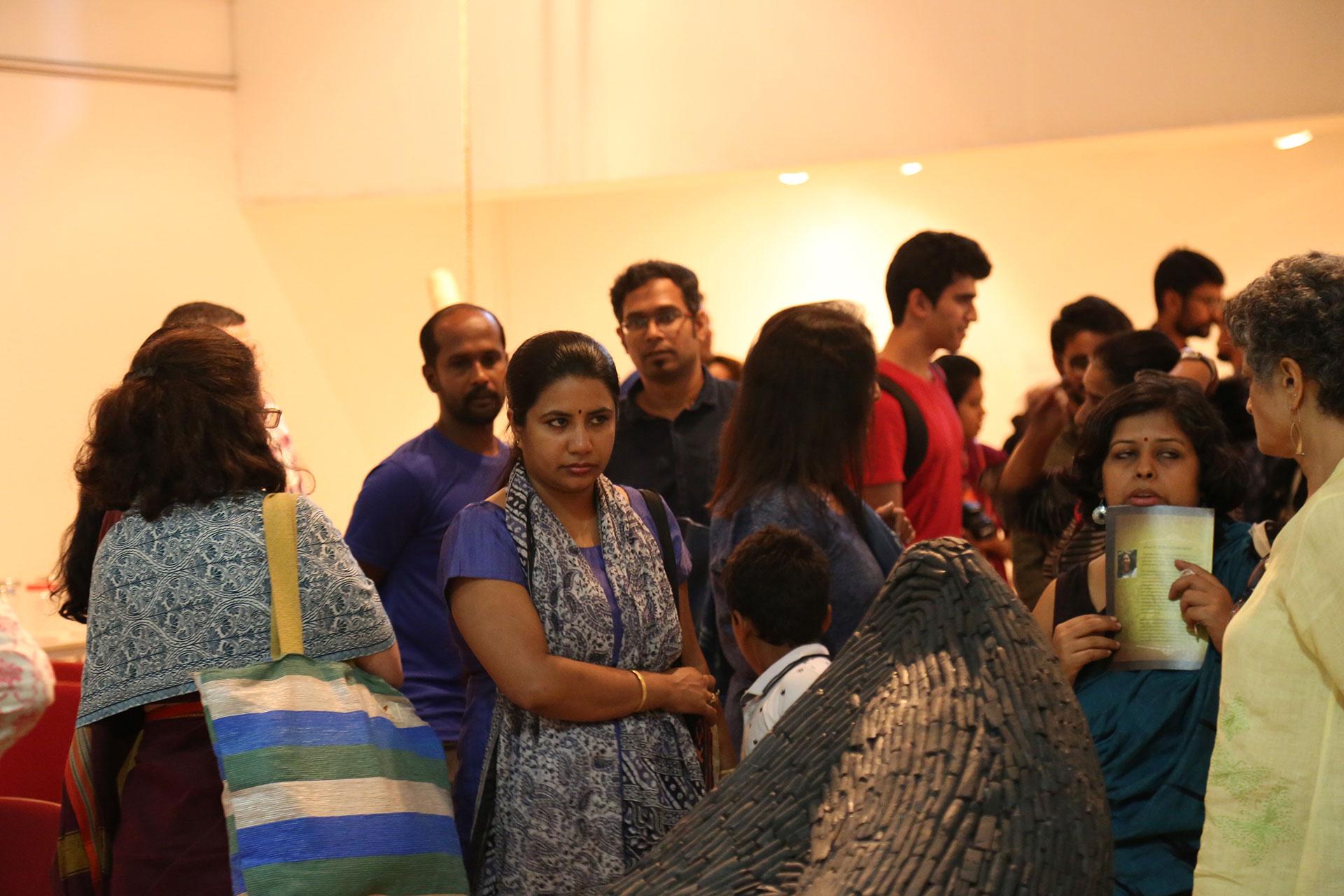 Good Food India, Charche-Bengaluru, Goethe Institut Max Mueller Bhavan, Bangalore, India, 2017