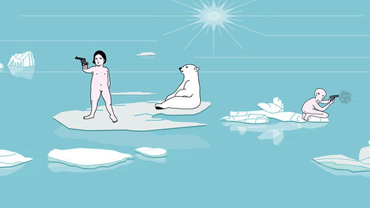 Marina Zurkow, The Poster Children, 2007, video