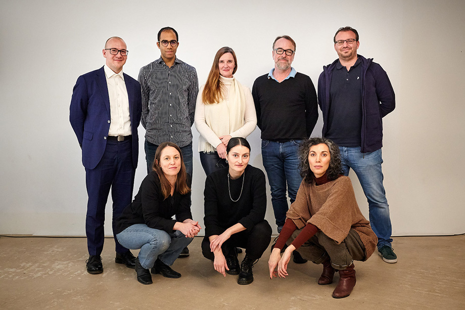 WE ARE OCEAN BERLIN, State Studio Berlin, 2019