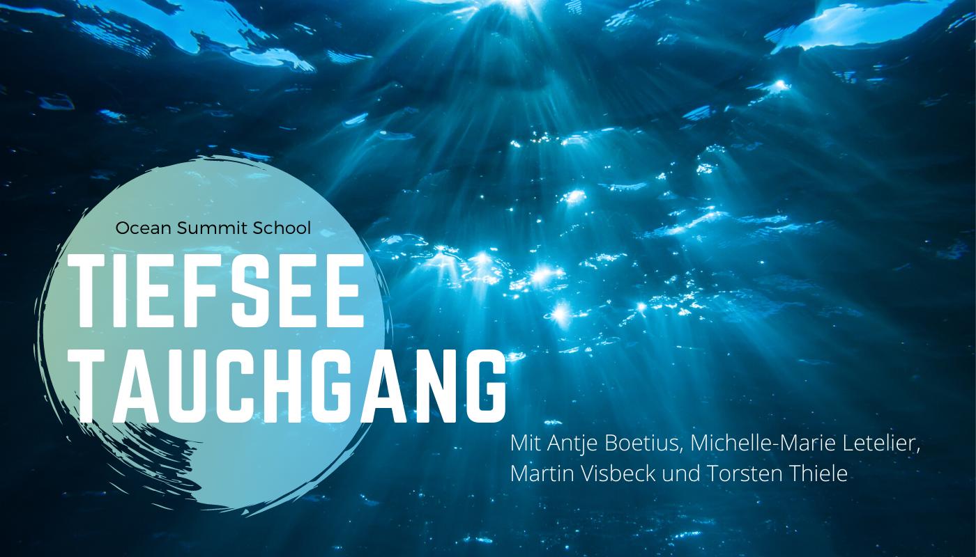 OceanSummitSchool_Tiefseetauchgang