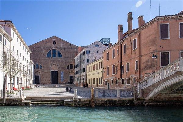 Ocean Space, Chiesa di San Lorenzo. Photo: © Photo Enrico Fiorese